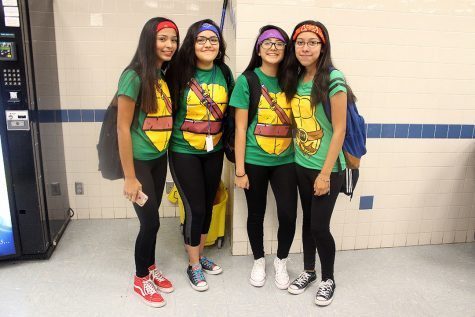 Playoff Spirit Week: Character Day