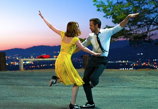 La La Land Promotional Photo