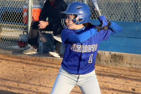 Softball Runs Home Against North Garland