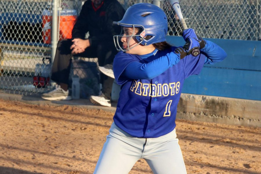 Softball Runs Home Against North Garland