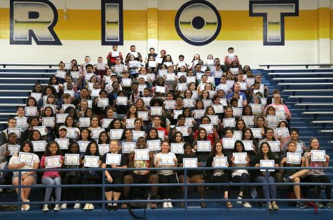 Dual Credit Seniors Earn 5,900 Hours of College Credit