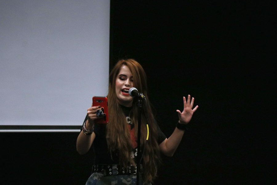 LTAB Students Perform at Slam-Off
